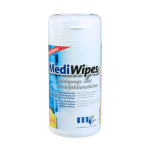 MediCare MediWipes Lemon