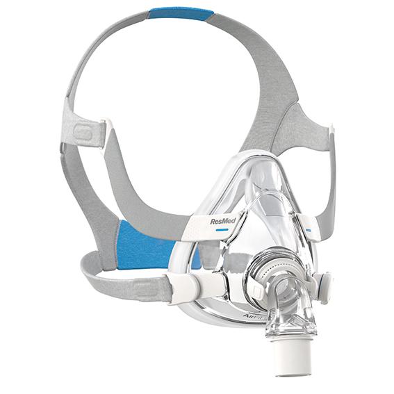 ResMed AirFit F20 mit Kopfband