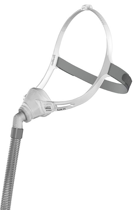 ResMed Swift FX nano mit Kopfband